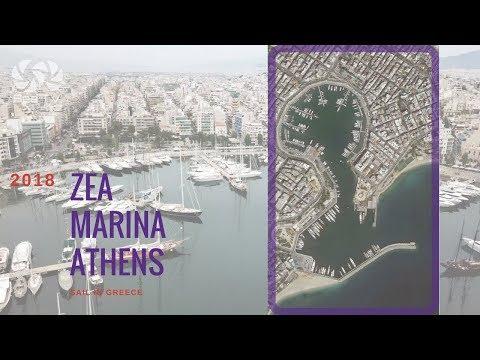 Zea marina Piraeus, Athens