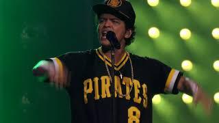 Bruno Mars - Finesse @ 24K Magic World Tour in Hong Kong 2018
