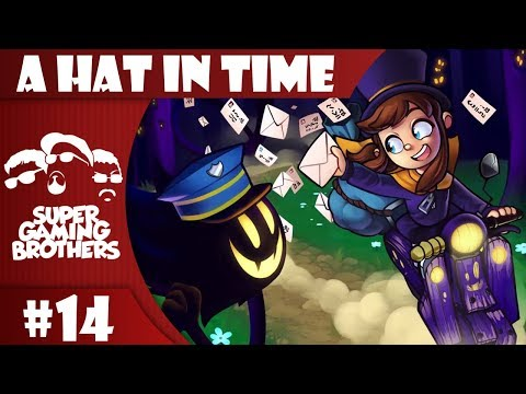 SGB Play: A Hat In Time - Part 14 | Not-Your-Mail Call!