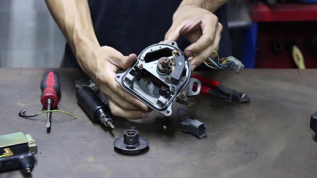 Honda COP Distributor Conversion