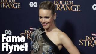 Stars Attend The Doctor Strange Premiere In London
