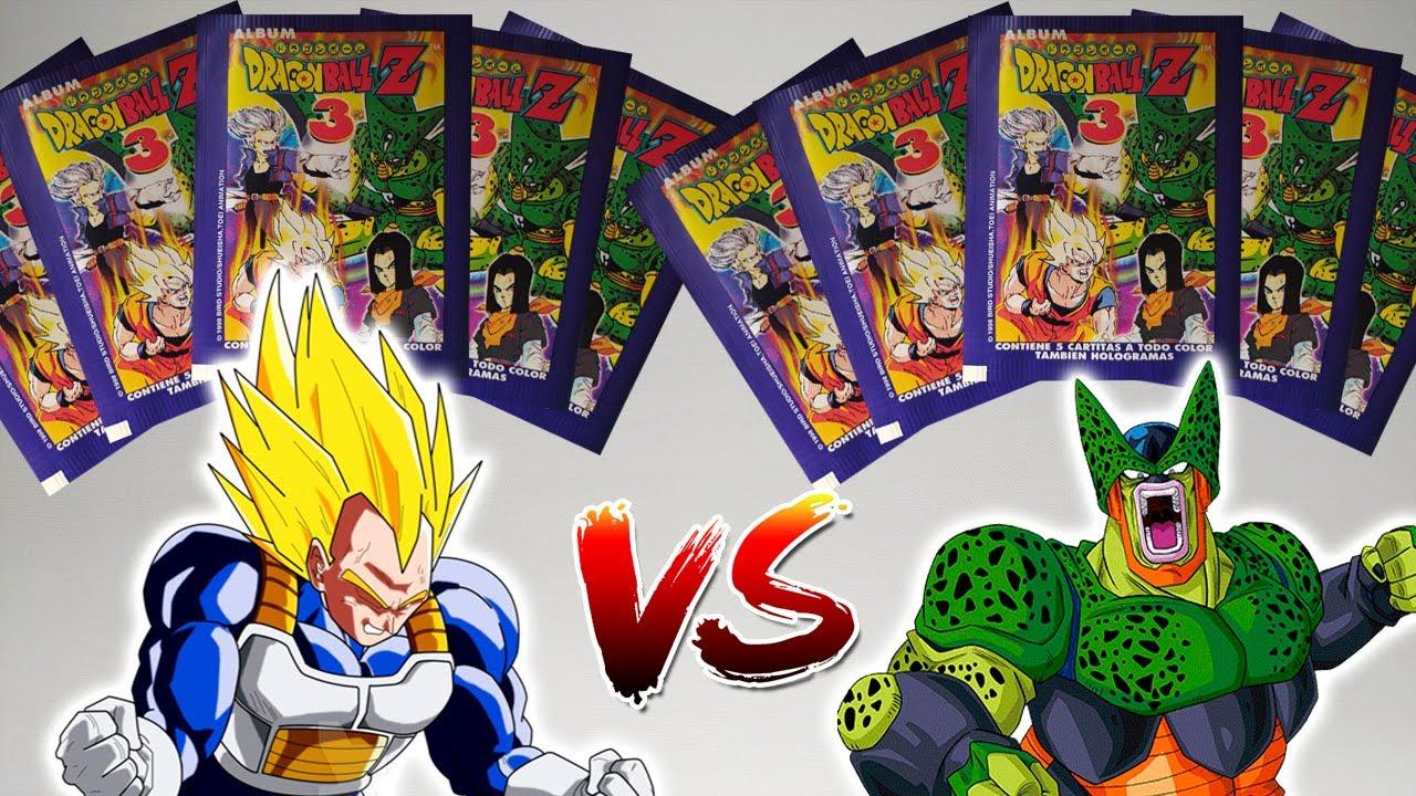 VEGETA vs CELL | DRAGON BALL Z3 Navarrete