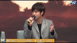 2013年 11月13日、韓国ソウルのKBS放送局の新館国際会議室で「2013希望...