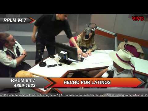 Hecho Por Latinos. Programa N 04. 21.10.15. Radio Palermo FM 94.7