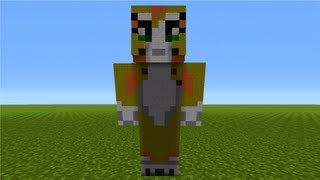 Minecraft 360: How To Make A Stampylonghead Statue