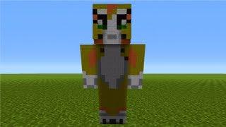 Minecraft 360: How To Make A Stampylonghead Statue