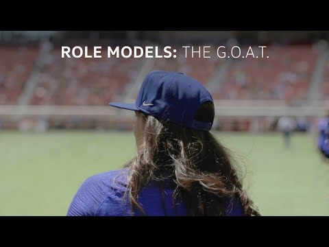 The G.O.A.T. | Role Models