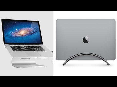 MacBook Stands Review: Raindesign mStand 360 & TwelveSouth BookArc for MacBook