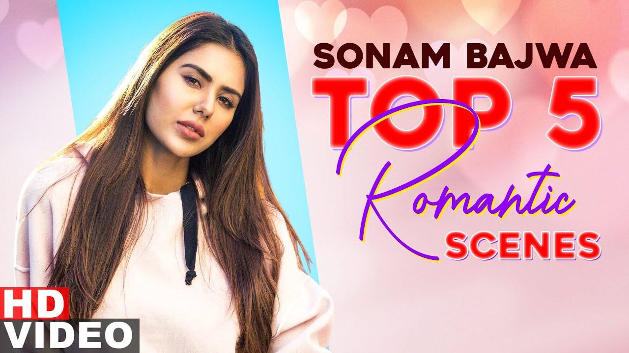 Top 5 Romantic Scenes| Sonam Bajwa | Ammy Virk | Nikka Zaildar | Latest Romantic Scenes 2020
