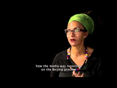 Beijing+20 in South Africa: Women and the Media