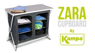 Kampa | Zara Cupboard | Product Overview