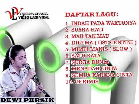 THE BEST LAGU MELOW DEWI PERSIK 2018