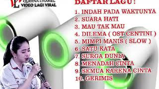 Gambar cover THE BEST LAGU MELOW DEWI PERSIK 2018