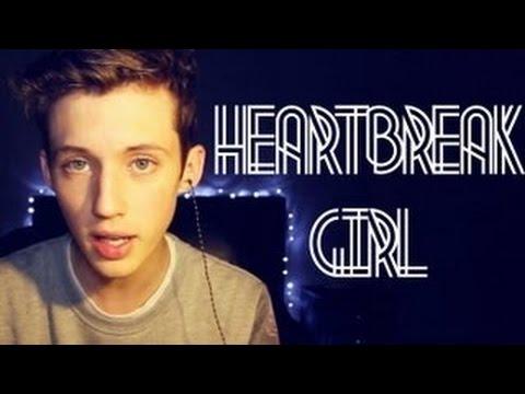 Heartbreak Girl - 5 Seconds Of Summer (Cover) #Troye Sivan