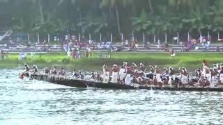 Aranmula Boat Race