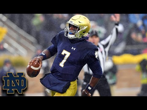 In The Zone - UCF QB Brandon Wimbush Says He is Not the Front Runner