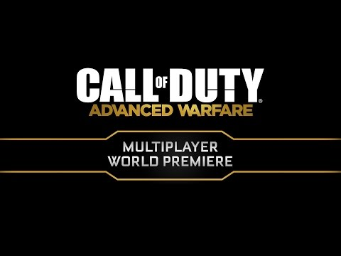 Official Call of Duty®: Advanced Warfare - Multiplayer Global Reveal Event