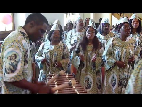 Chorale et chant du Cameroun en Suisse