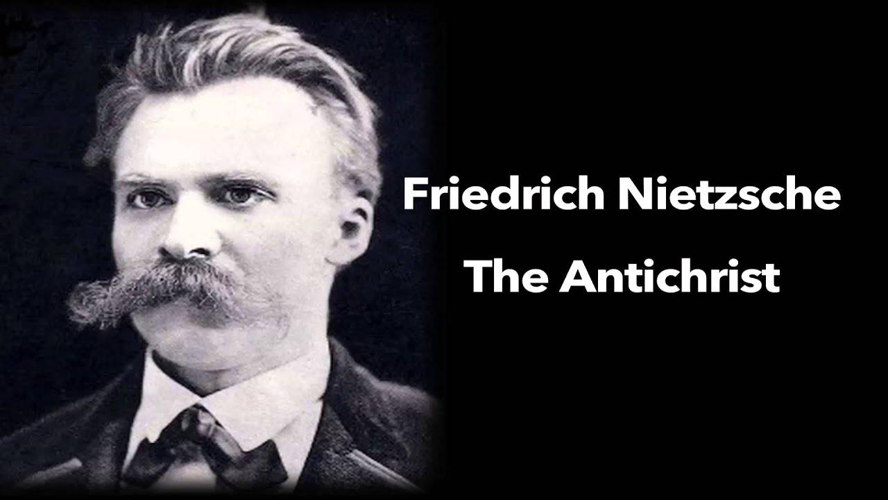 Friedrich Nietzsche - The Antichrist - part 19 - YouTube