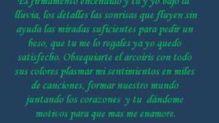 Me Enamoro  Mosty Y J-felo (lyrics)