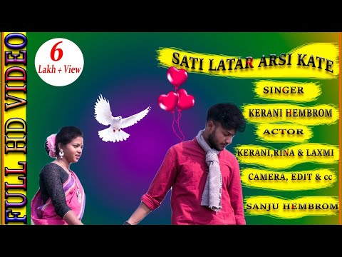 NEW SOHRAY VIDEO SONG 2020 //SATI LATAR ARSI KATE /NEW SOHRAI SONG 2020/BY KERANI HEMBROM