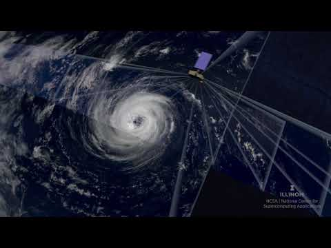 NASA Terra Satellite: ACCESS to Terra Data Fusion Products