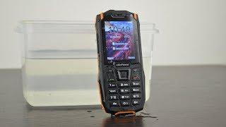 Ulefone Armor mini - один из лучших кнопочных защищённых телефонов!