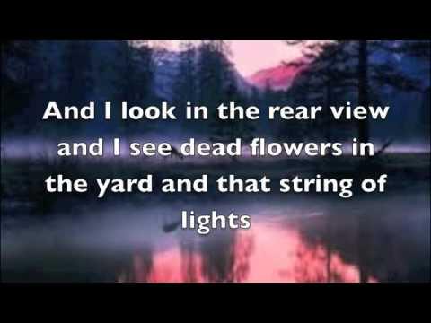 Miranda Lambert: Dead flowers lyrics - YouTube