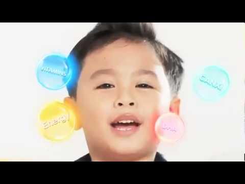 Giúp trẻ tăng cân nhanh nhất với váng sữa Mixxo
