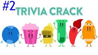 FIRST QUESTION CURSE | Trivia Crack #2 (No Ads Version)