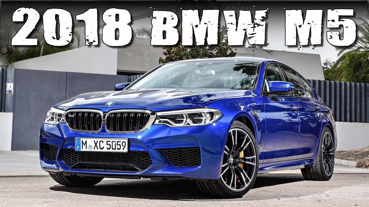 All New 2018 Bmw M5 F90 Specs And Review Youtube