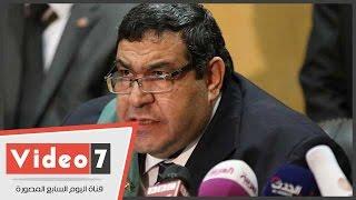 بالفيديو.. كلمة تاريخية للمستشار شعبان الشامى قبل حكم إعدام محمد مرسى