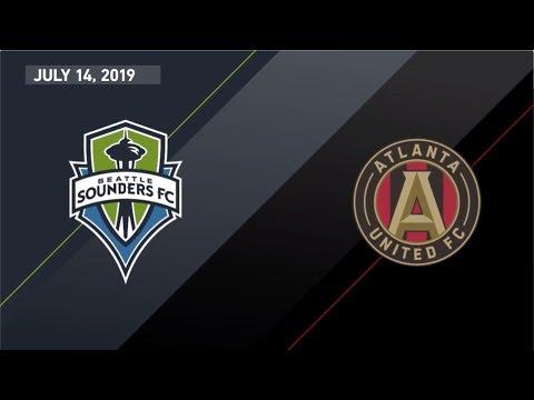 HIGHLIGHTS: Atlanta United at Seattle Sounders | July 14, 2019