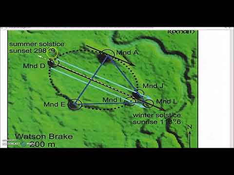 Watson Brake ~ Louisiana's 5,400 Year Old Mystery Site