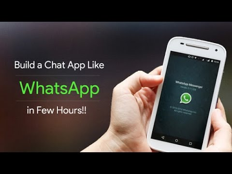 How to Build a Chat App Like WhatsApp, Viber & WeChat?