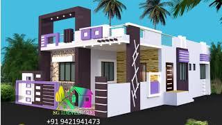 New 2020 House Elevation | Awesome House Elevation | Elevation | Sg 3d Developers | Home Elevation.