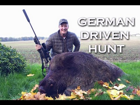 GERMAN DRIVEN HUNT!