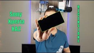 FA***LO alle CORNICI - Sony Xperia XA2 è un GRANDISSIMO telefono! - Recensione