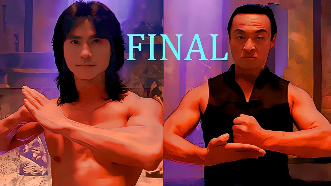 Лю Кан против Шан Цунга.Финал.Смертельная Битва.Liu Kang vs Shang Tsung.Final.Mortal Kombat.