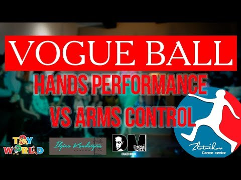 [VOGUE BALL] Hands Performance vs Arms Control | ZDC