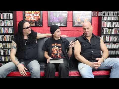 Interview with Kurdt Vanderhoof & Ronny Munroe of Metal Church