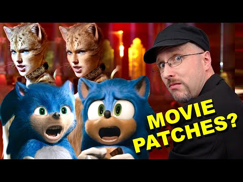 Are Films Becoming Game Patches? - Nostalgia Critic