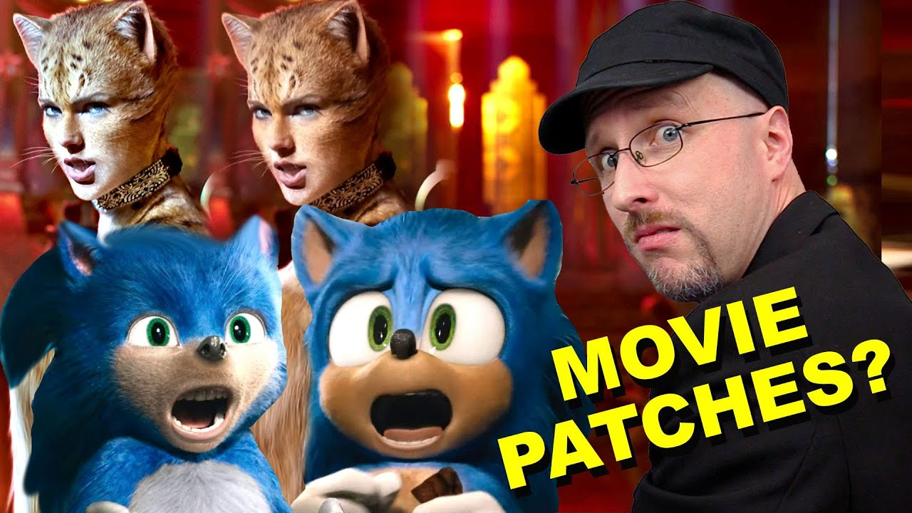 Are Films Becoming Game Patches? – Nostalgia Critic — Channel Awesome