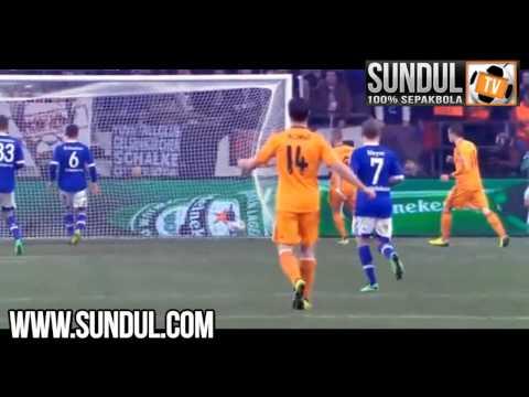 Europa League | Schalke 1-6 Real Madrid[27/02/14] | Liga Eropa, Video Bola, Hasil Pertandingan..