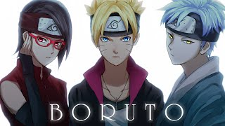 Boruto AMV - Faded
