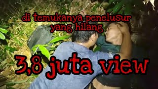 🏃🔴 evakuasi Ibnu Fauzy di culik kunti penunggu pohon bambu