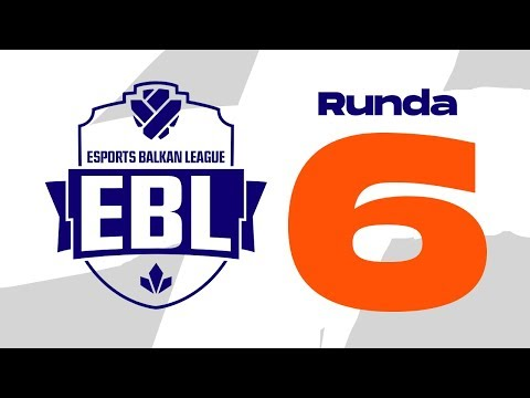 EBL LoL 2019 Runda 6 - X25 vs Level Up w/ Sa1na, Mićko, Gliša i Đorđe Đurđev