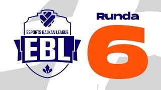 EBL LoL 2019 Runda 6 - X25 vs Level Up w/ Sa1na, Mićko, Gliša i Đorđe Đurđev