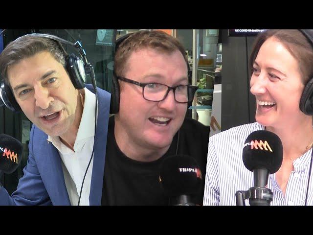 Welcome to Basil, Xav and Jenna! Your New 92.9 Triple M Breakfast Show | Triple M