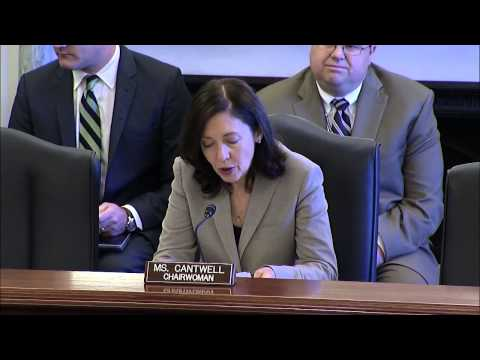 Senator Cantwell Opens Small Business Committee Hearing on Exports